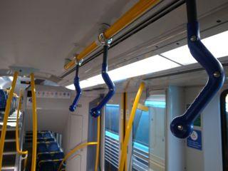 シドニー 電車1