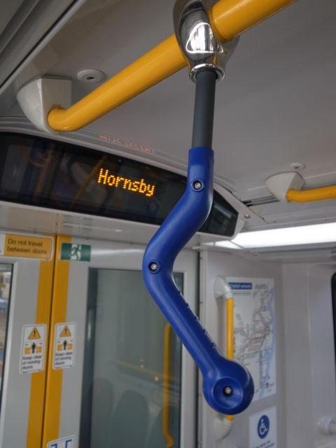 シドニー 電車2