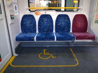 シドニー 電車3
