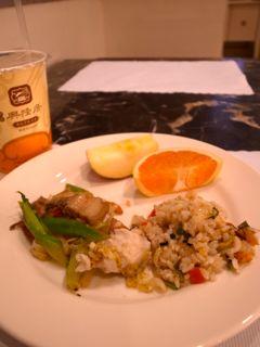 高雄 ホテルの朝食1