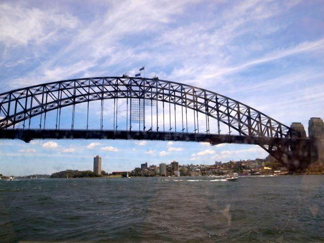 シドニー ハーバー・ブリッジ