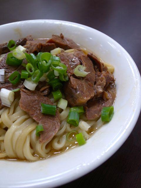 港園牛肉麺館4