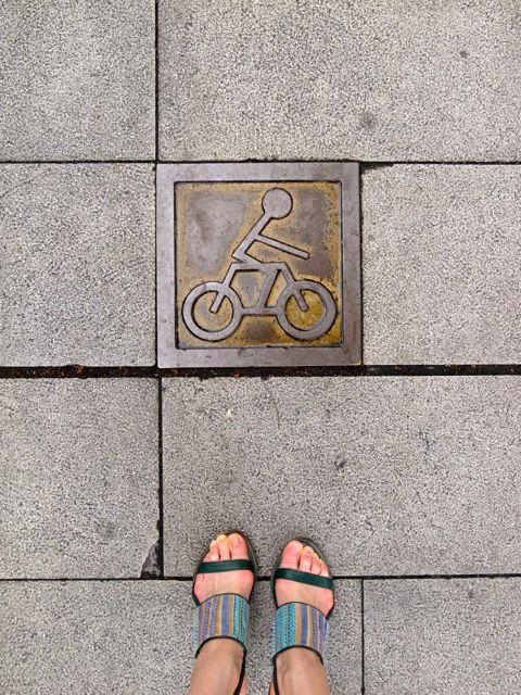台北の通路1