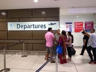 シドニー空港 1