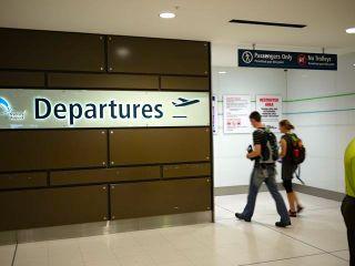 シドニー空港 3
