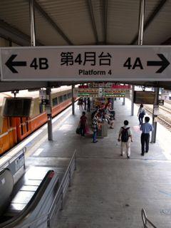 台鉄 高雄・台南 7