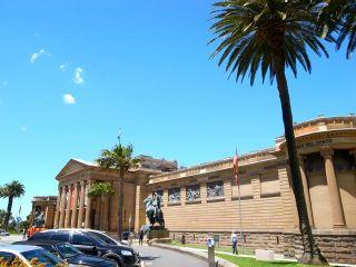 シドニー 美術館