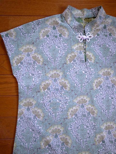 チャイナカラーの服 2