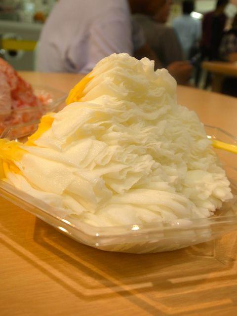 高島屋かき氷 3