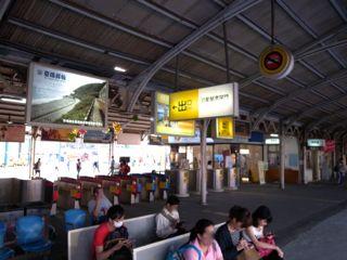 台南駅 1