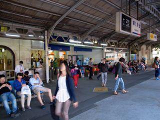 台南駅 3