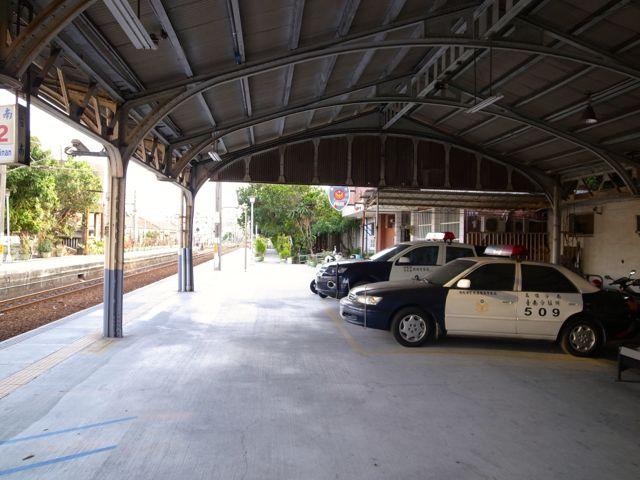 台南駅 4