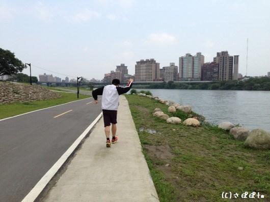 華中橋河岸5