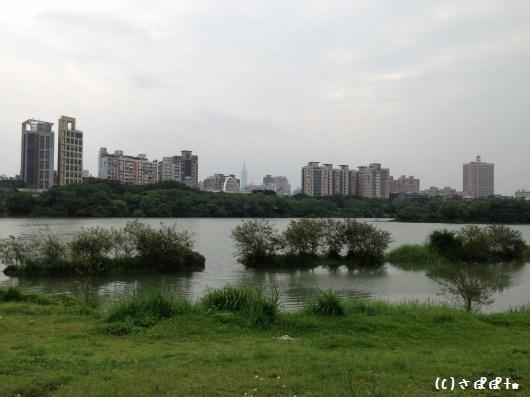 華中橋河岸7