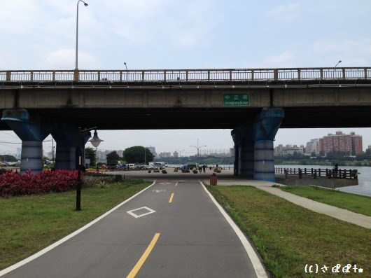 華中橋河岸12