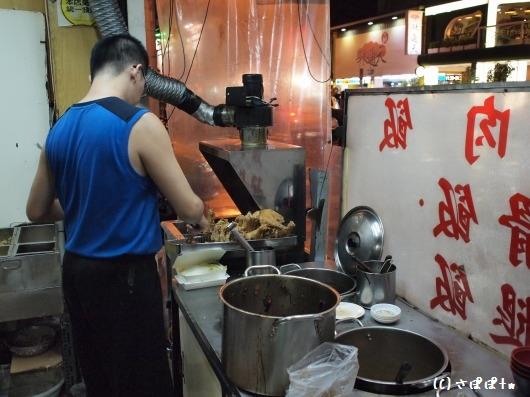 老牌黄燉肉飯7