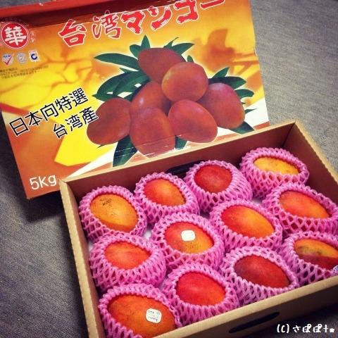 台湾アップルマンゴー17