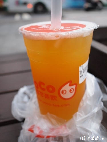 coco都可茶飲10