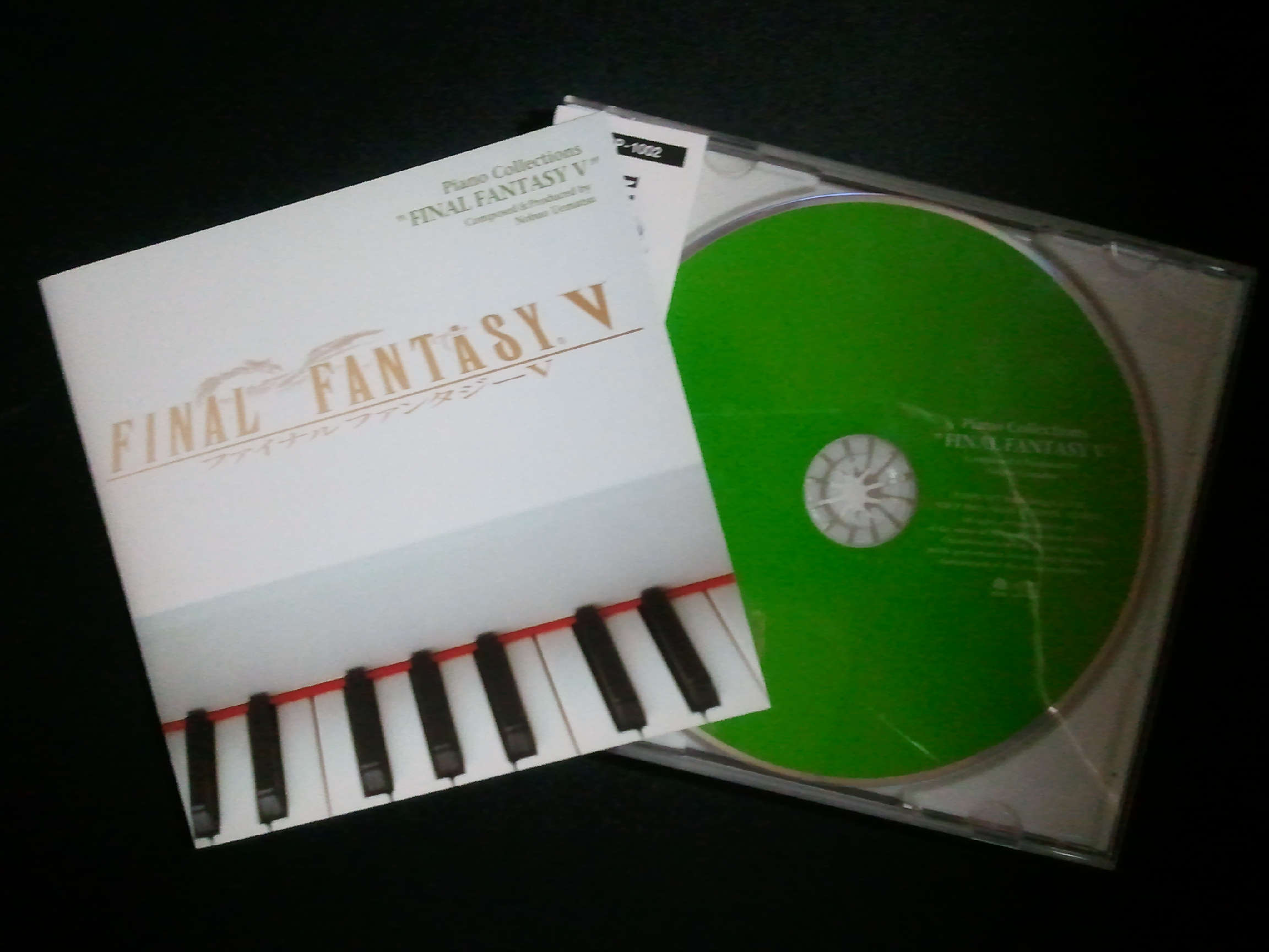 Piano Collections Final Fantasy V