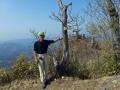 男体山の山頂