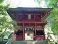 花園神社の楼門
