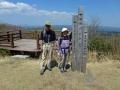 高鈴山の山頂-2