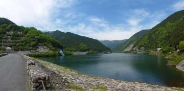 名栗湖(有馬ダム)