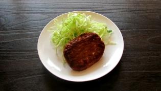 マルシン3種のチーズハンバーグ4