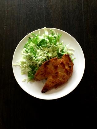 チキンソテー(ムネ)