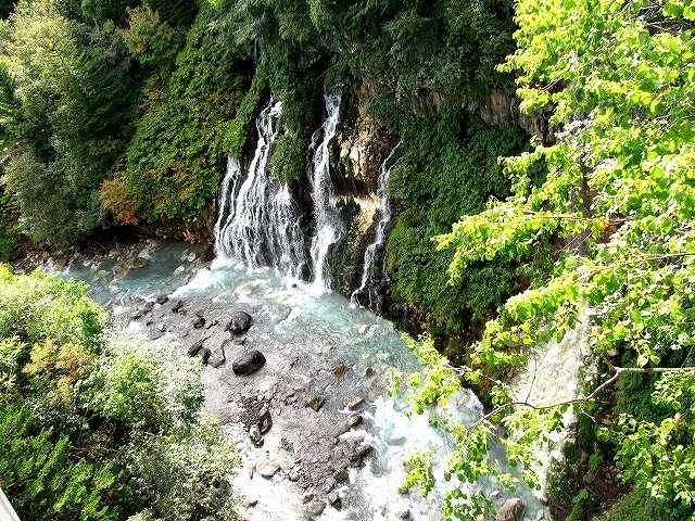 s-滝と川、、、