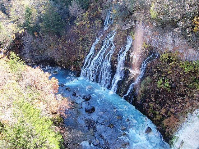 s-白ひげの滝。