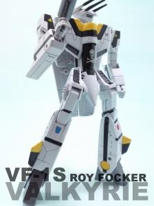 1/100可変バルキリーVF-1S 0