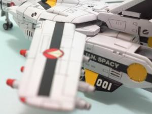 1/100可変バルキリーVF-1S 10