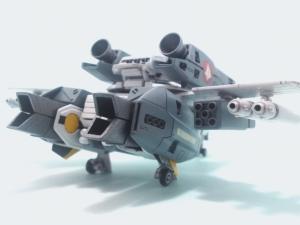 1/100可変バルキリーVF-1S 25