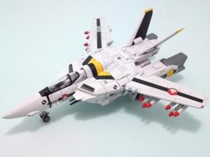 1/100可変バルキリーVF-1S 2