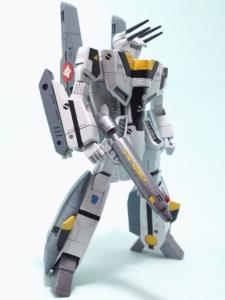 1/100可変バルキリーVF-1S 31