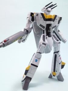 1/100可変バルキリーVF-1S 42