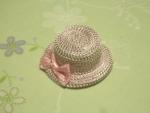 ミニミニ帽子のブローチ