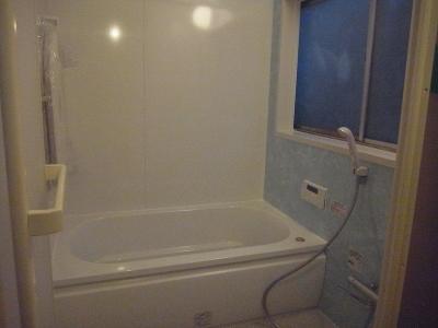 リフォーム風呂1