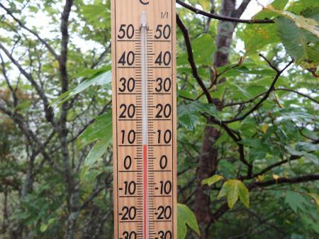 2014年10月4日14時10分 気温10度