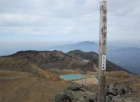 御嶽山2011 (1)