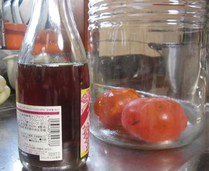 柿酢造り (3)