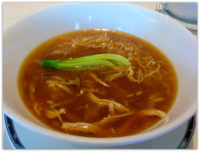 青森県 弘前市 中国料理 豪華楼 フカヒレ入りそば ランチ 中華