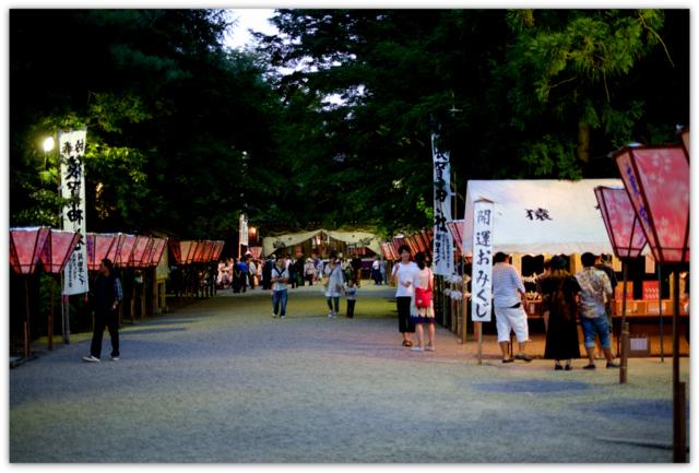 青森県 平川市 猿賀 尾上 猿賀神社 十五夜 月見