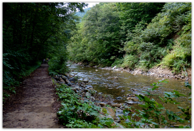 青森県 西目屋村 世界遺産 白神山地 暗門の滝 観光 写真 散策 登山 第3の滝 自然