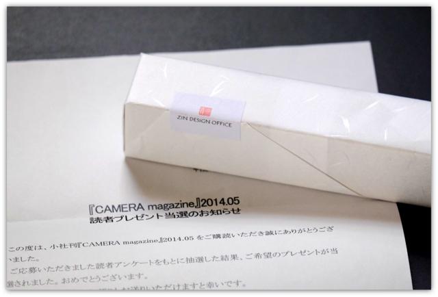ZIN DESIGN OFFICE Kumihimo ストラップ カメラマガジン