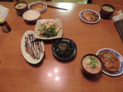 3.1夕食