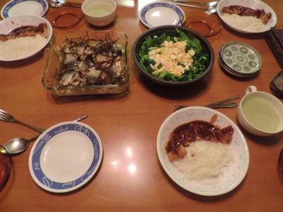 3.2夕食