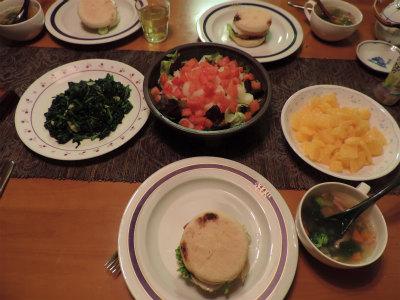 3.16夕食
