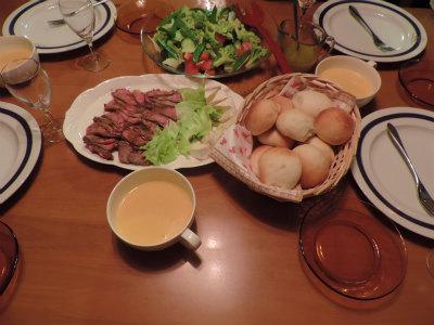 3・25夕食